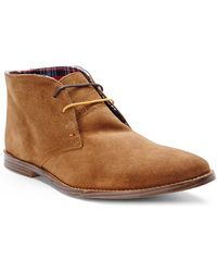 Ben Sherman Tan Bailey Chukkas brown - Lyst