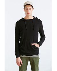 BDG - Thermal Pullover Hoodie Sweatshirt - Lyst