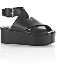 Alexander Wang | Rudy Platform Sandal | Lyst