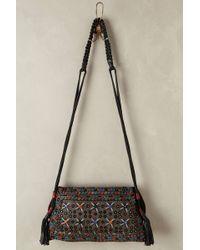 Antik Batik Embroidered Shoulder Bag - Lyst