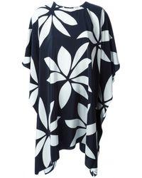 Issa Kylie Silk Print Tunic - Lyst