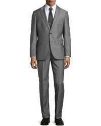 Hugo Boss Grand Central Micro-houndstooth Suit - Lyst