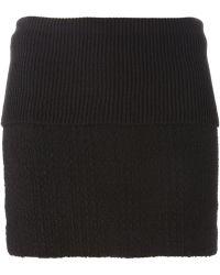 Acne Studios 'Hanna' Skirt - Lyst