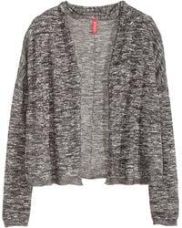 H&M Fine-Knit Cardigan - Lyst