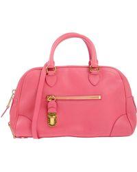 Marc Jacobs Pink Handbag - Lyst