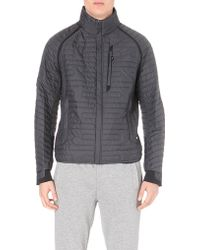Hugo Boss Quilted Shell Jacket - For Men - Lyst