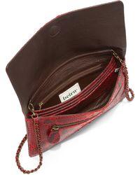 Beirn - Python Convertible Wallet Crossbody Bag - Lyst