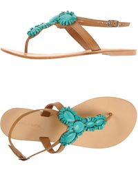 Antik Batik Thong Sandal - Lyst