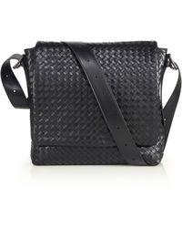 Bottega Veneta   Iconic Messenger Bag   Lyst