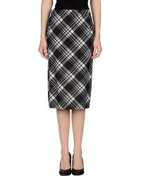 Clements Ribeiro - 3/4 Length Skirt - Lyst