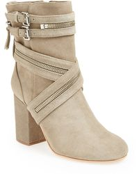 Vc Signature 'Kathee' Suede Boot gray - Lyst