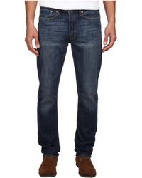 Lucky Brand 121 Heritage Slim In Cosumel - Lyst