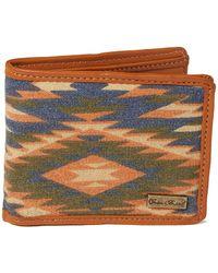 Icon Brand - Wallet In Aztec Print - Multi - Multi - Lyst