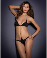 Agent Provocateur Karine Swimsuit - Lyst