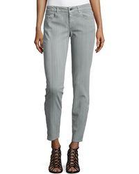 Stella McCartney Skinny Stretch Denim Jeans - Lyst