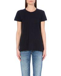 James Perse Little Boy Cotton-Jersey T-Shirt - Lyst