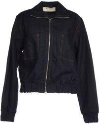 Marni Denim Outerwear - Lyst