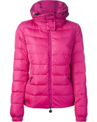 Moncler Sanglier Padded Coat - Lyst