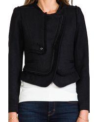 Greylin - Samson Jacket in Black - Lyst