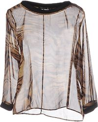 Amy Gee - Blouse - Lyst