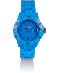 Toy Watch - Monochrome Stainless Steel Watch - Lyst