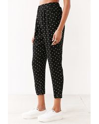 Cooperative - Ditsy Print Slim-Fit Trouser Pant - Lyst