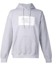 Pigalle - Graphic Sweatshirt - Lyst