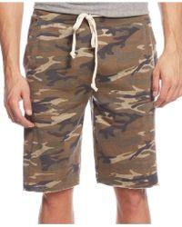 Alternative Apparel Victory Shorts - Lyst