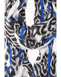 Forever 21 - Bold Abstract Scarf - Lyst