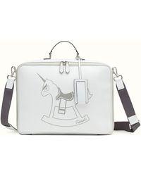 Fendi   Baby Suitcase   Lyst