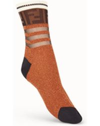 Fendi - Socks - Lyst