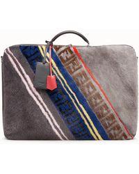 Fendi - Suitcase - Lyst