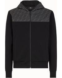 Fendi - Face Detail Sweatshirt - Lyst