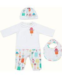 Fendi - Baby Girl's Kit - Lyst