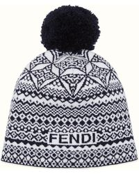 Fendi - Heritage Hat Heritage Hat - Lyst fe747a9a38eb