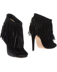Jimmy Choo Ankle Boots - Lyst