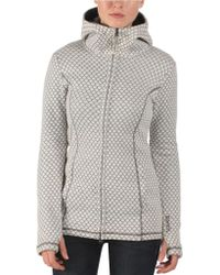 Bench - Grid Pattern Coat - Lyst