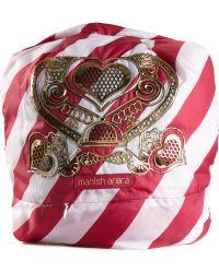 Manish Arora - Candy Stripe Baby Backpack - Lyst