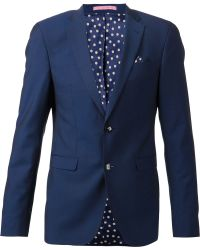 Sand - Two Piece Suit - Lyst
