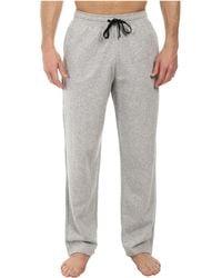 Calvin Klein Soft Lounge Pants gray - Lyst