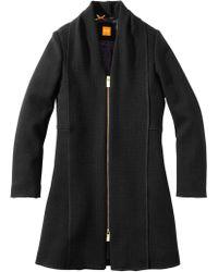 BOSS Orange - Coat 'Olcarana' In A New Wool Blend - Lyst