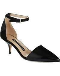 French Connection - Enora Kitten Heels - Lyst