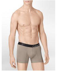 Calvin Klein Bold Micro Boxer Brief - Lyst