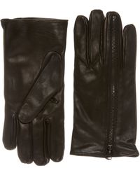 Replay | Leather Gloves | Lyst