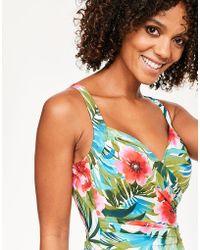 Miraclesuit - Belle Rives Sanibel Firm Control Swimsuit - Lyst