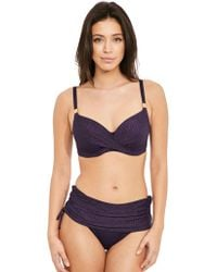 Fantasie - Montreal Underwired Full Cup Bikini Top - Lyst