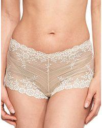 Wacoal - Embrace Lace Shorty - Lyst