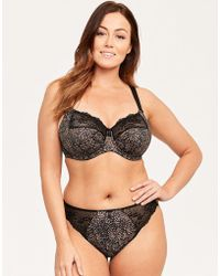 Elomi - Morgan Underwired Banded Bra - Lyst