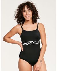 Amoena - Ayon Mastectomy High Waist Bikini Briefs - Lyst