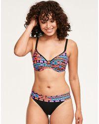 Freya - Echo Beach Underwired Plunge Bikini Top - Lyst